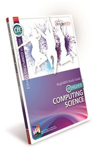 Picture of CfE HIGHER COMPUTING SCIENCE