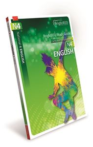 Picture of NATIONAL 4 ENGLISH