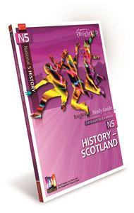 Picture of NATIONAL 5 HISTORY - SCOTLAND (ORIGINAL EDITION)