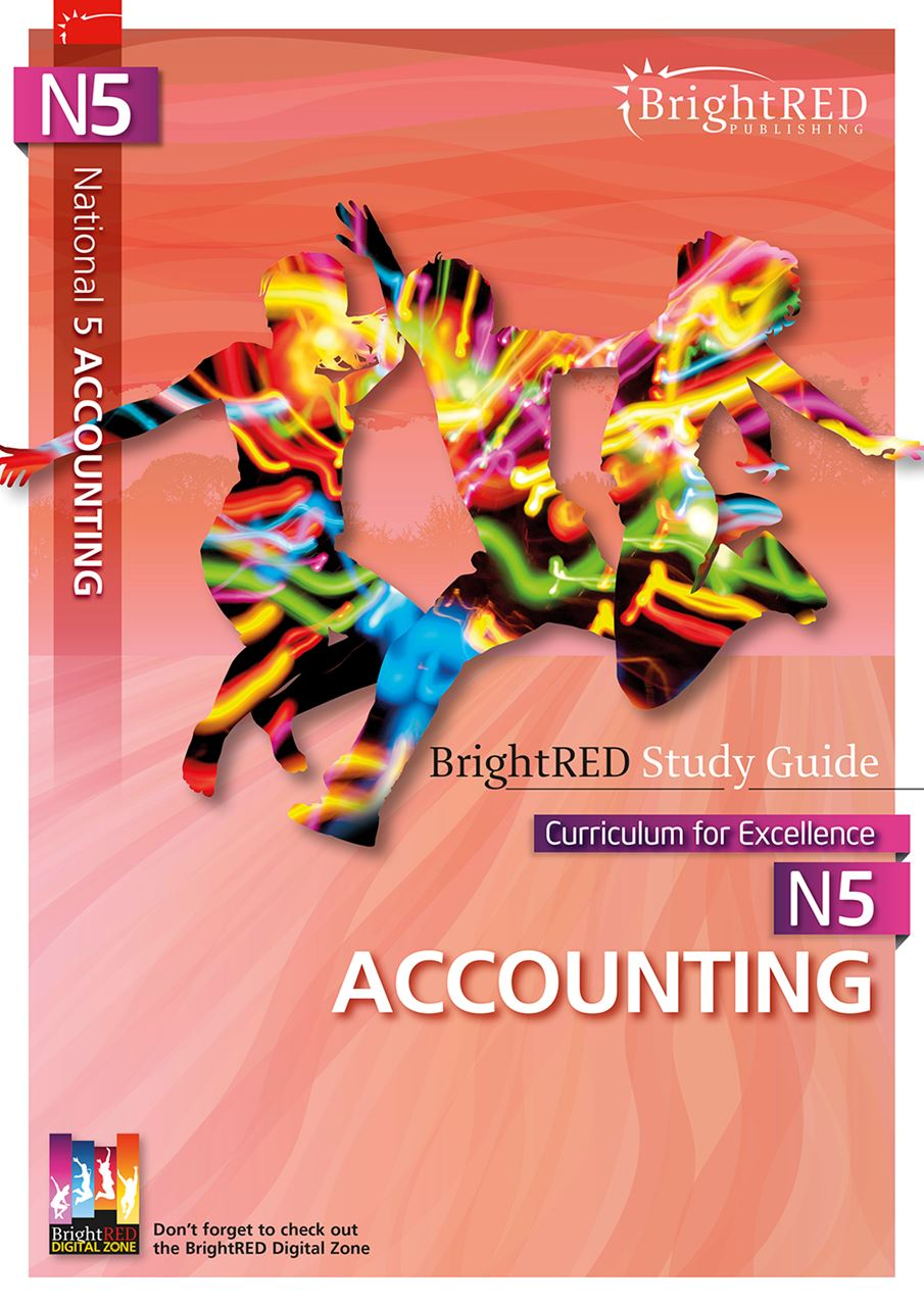 Picture of NATIONAL 5 ACCOUNTING (ORIGINAL EDITION)