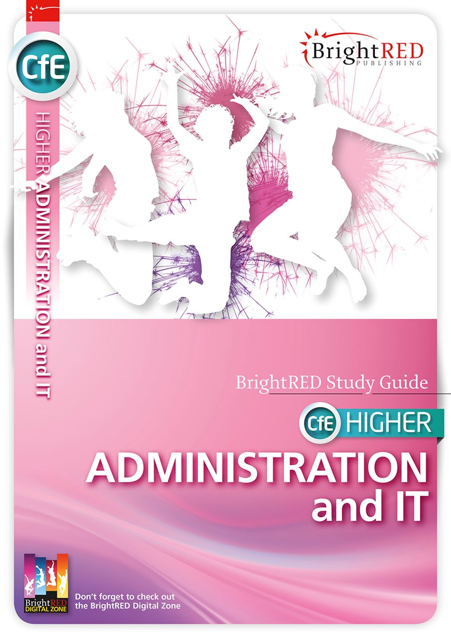 Picture of CfE HIGHER ADMINISTRATION AND IT (ORIGINAL EDITION)