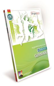 Picture of CfE HIGHER GERMAN (ORIGINAL EDITION)