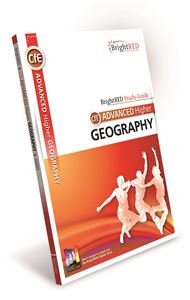 Picture of CFE ADVANCED HIGHER GEOGRAPHY