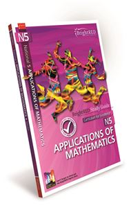 Picture of NATIONAL 5 APPLICATIONS OF MATHEMATICS