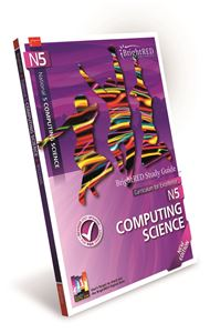 Picture of NATIONAL 5 COMPUTING SCIENCE - NEW EDITION