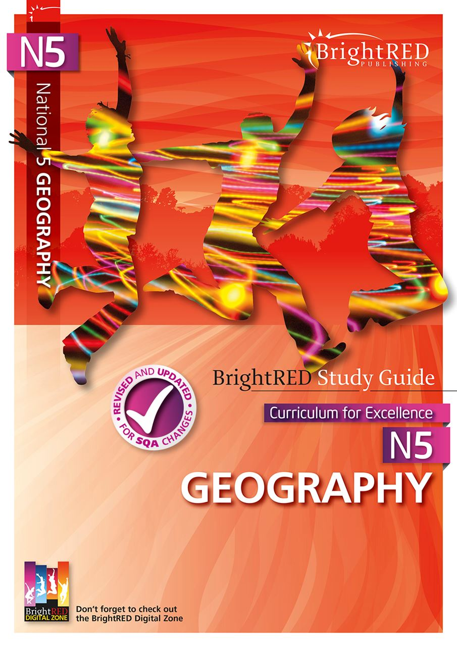 Picture of NATIONAL 5 GEOGRAPHY