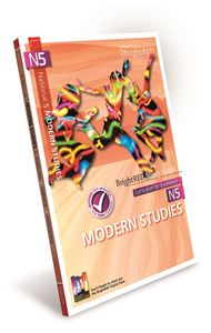 Picture of NATIONAL 5 MODERN STUDIES NEW EDITION