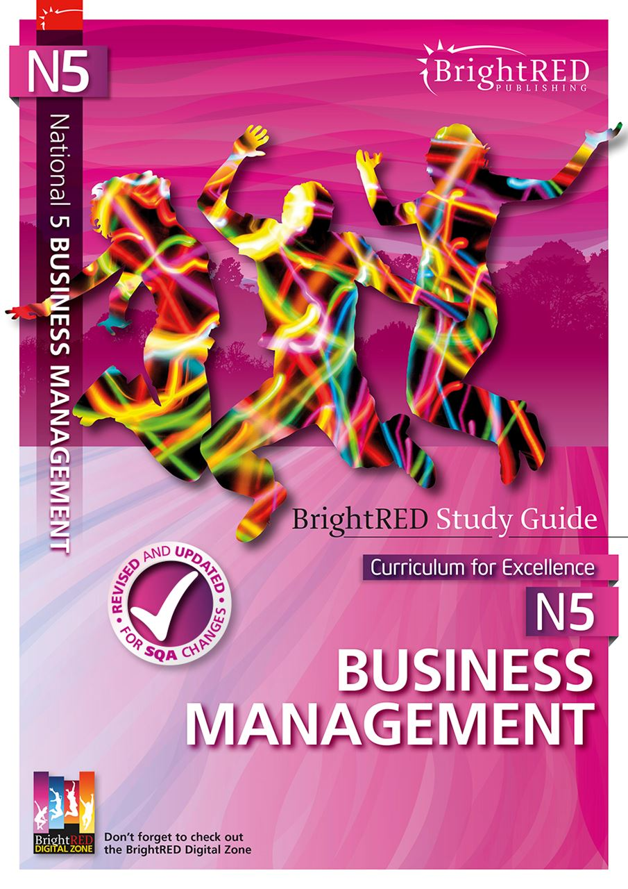 Picture of NATIONAL 5 BUSINESS MANAGEMENT