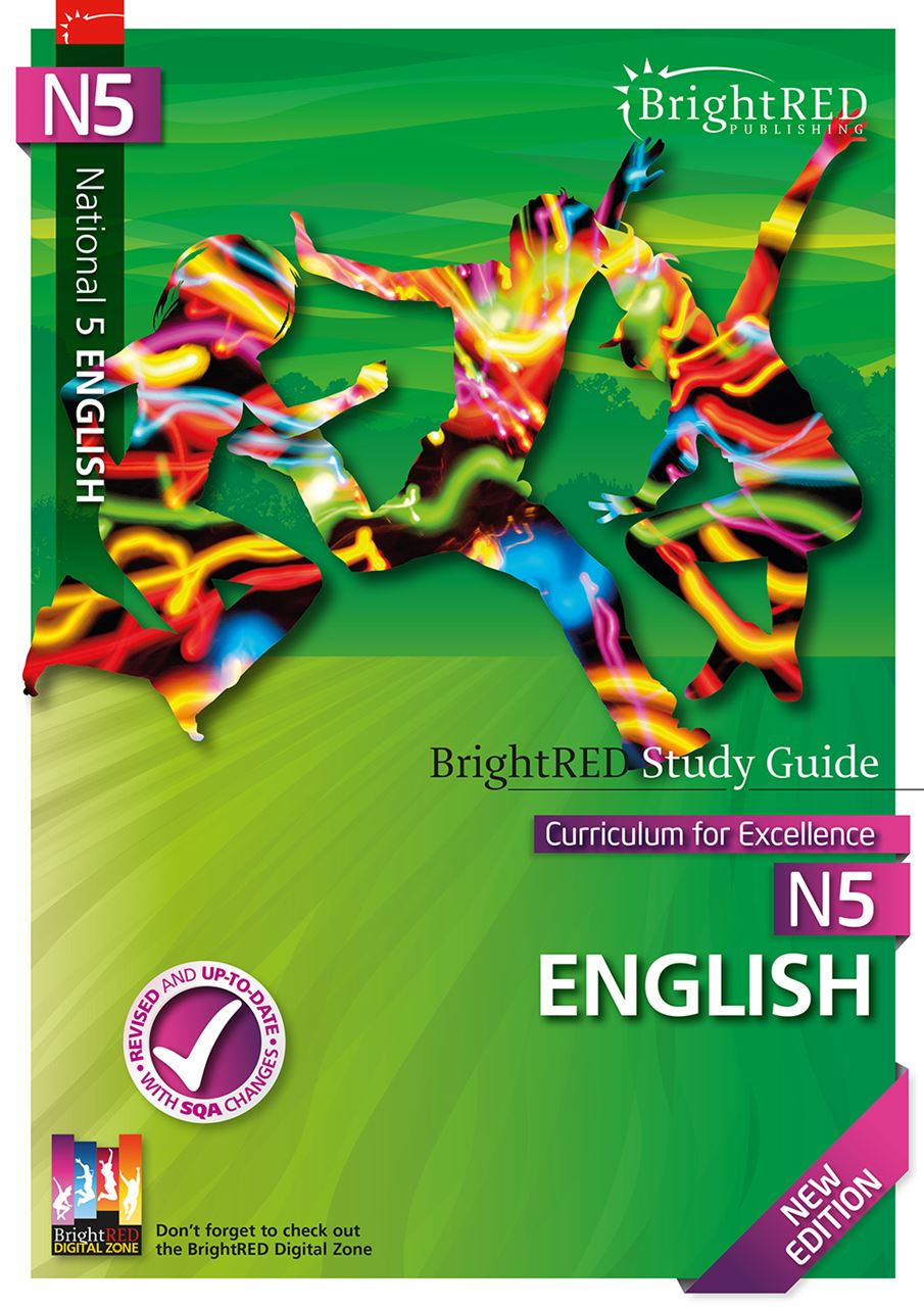 Picture of NATIONAL 5 ENGLISH NEW EDITION