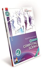 Picture of CFE HIGHER COMPUTING SCIENCE NEW EDITION