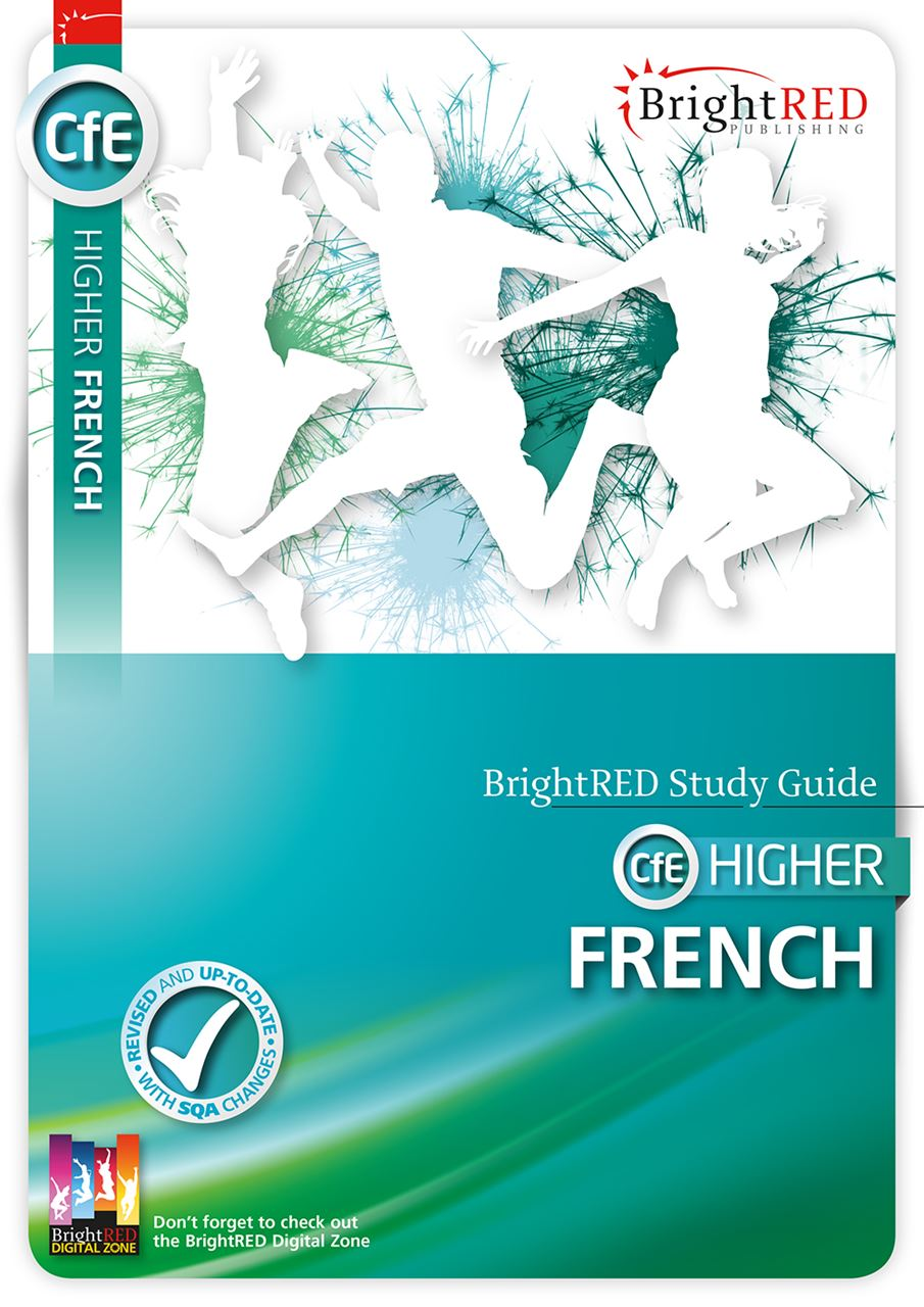 Picture of CfE HIGHER FRENCH