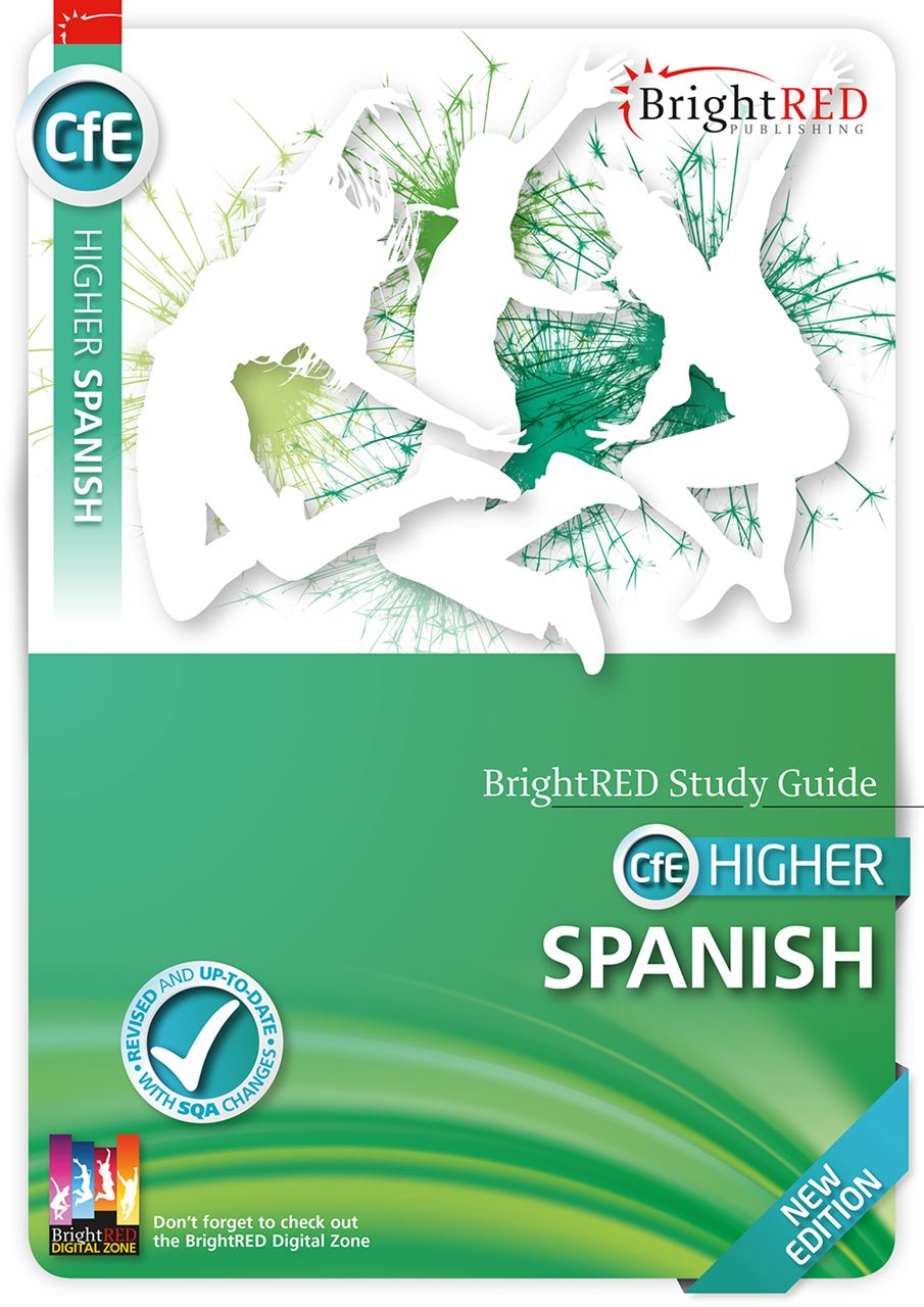 Picture of CfE HIGHER SPANISH NEW EDITION