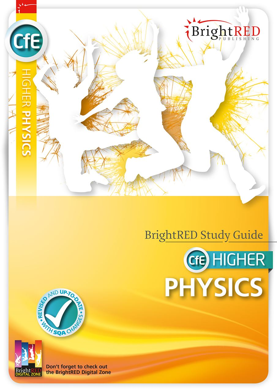 Picture of CfE HIGHER PHYSICS