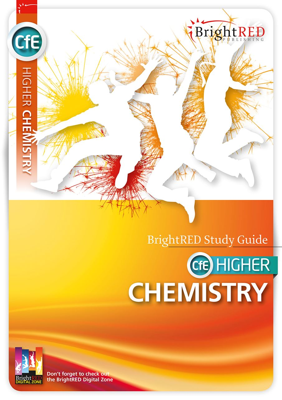 Picture of CfE HIGHER CHEMISTRY (ORIGINAL EDITION)
