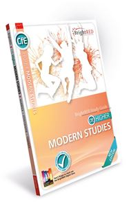 Picture of CfE HIGHER MODERN STUDIES NEW EDITION