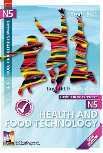 Picture of NATIONAL 5 HEALTH & FOOD TECHNOLOGY NEW EDITION