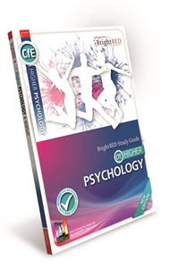 Picture of CfE HIGHER PSYCHOLOGY NEW EDITION
