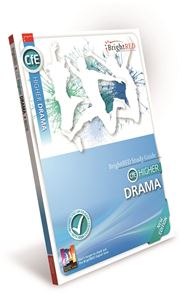 Picture of CfE HIGHER DRAMA NEW EDITION