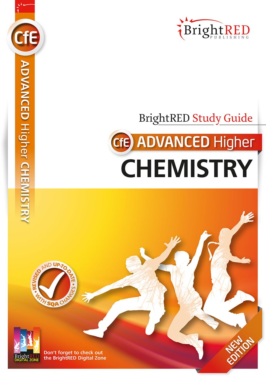 Picture of CfE ADVANCED HIGHER CHEMISTRY NEW EDITION