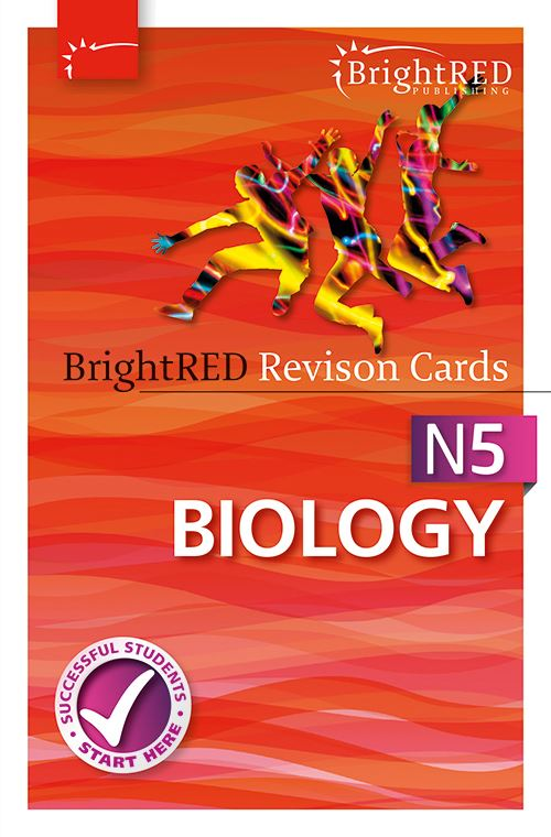 Picture of National 5 Biology Revision Cards