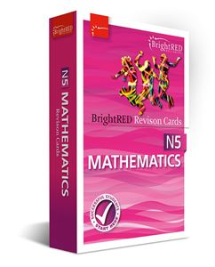Picture of National 5 Mathematics Revision Cards