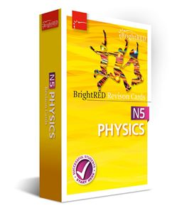 Picture of National 5 Physics Revision Cards